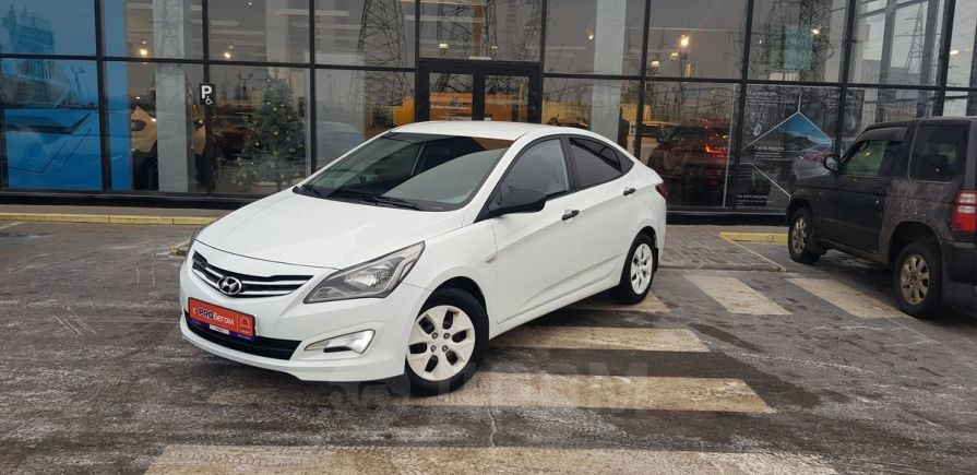 Hyundai Solaris, 2015 год, 535 000 руб.