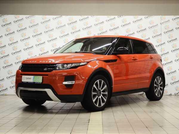 Land Rover Range Rover Evoque, 2015 год, 1 565 000 руб.