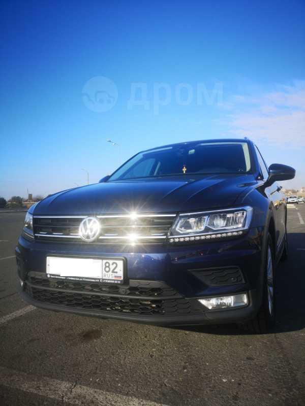 Volkswagen Tiguan, 2017 год, 1 540 000 руб.
