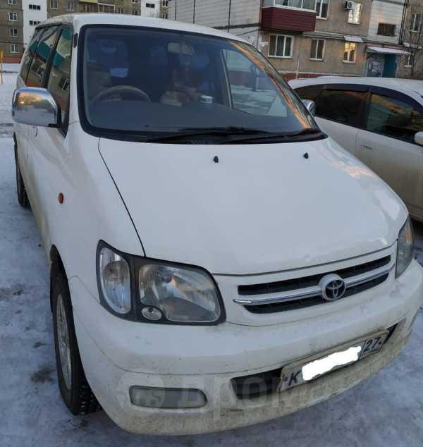 Toyota Town Ace Noah, 1999 год, 520 000 руб.