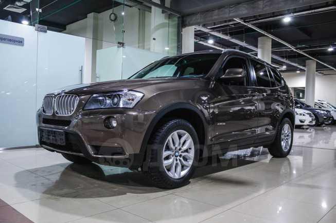 BMW X3, 2013 год, 1 120 001 руб.