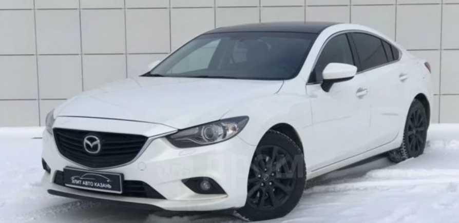 Mazda Mazda6, 2014 год, 950 000 руб.
