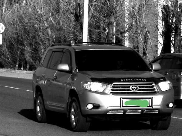 Toyota Highlander, 2008 год, 950 000 руб.