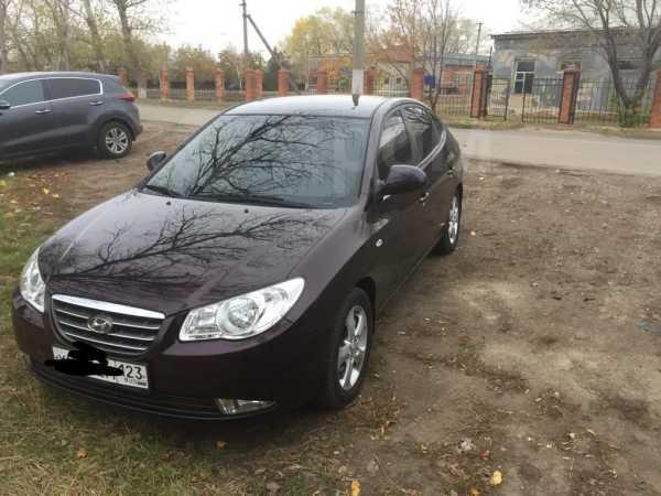 Hyundai Elantra, 2006 год, 490 000 руб.