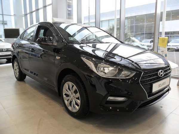 Hyundai Solaris, 2019 год, 1 014 165 руб.
