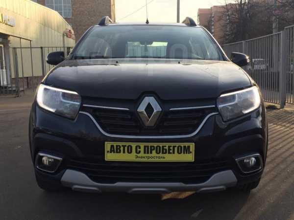 Renault Sandero Stepway, 2018 год, 590 000 руб.