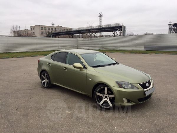 Lexus IS250, 2007 год, 675 000 руб.