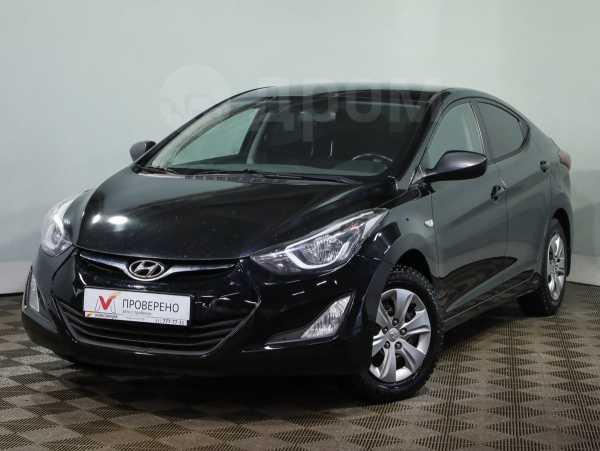 Hyundai Elantra, 2015 год, 649 000 руб.