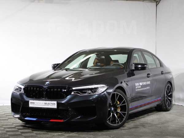BMW M5, 2019 год, 9 480 000 руб.