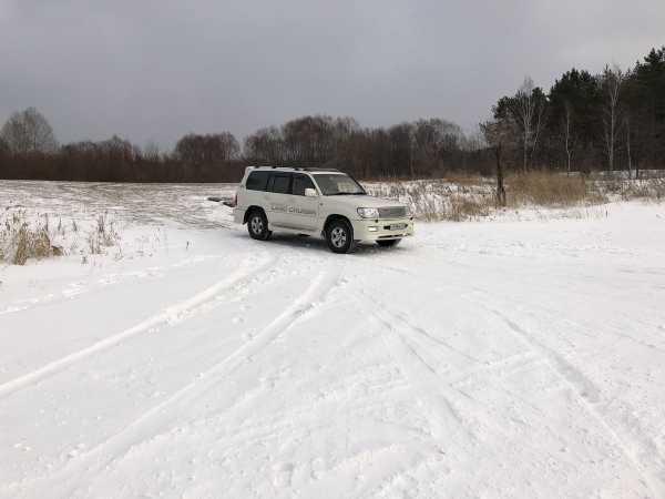 Toyota Land Cruiser, 2001 год, 1 230 000 руб.