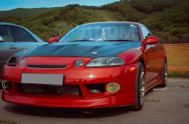 Toyota Soarer, 1996 год, 900 000 руб.