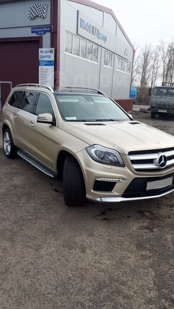 Mercedes-Benz GL-Class, 2012 год, 1 850 000 руб.