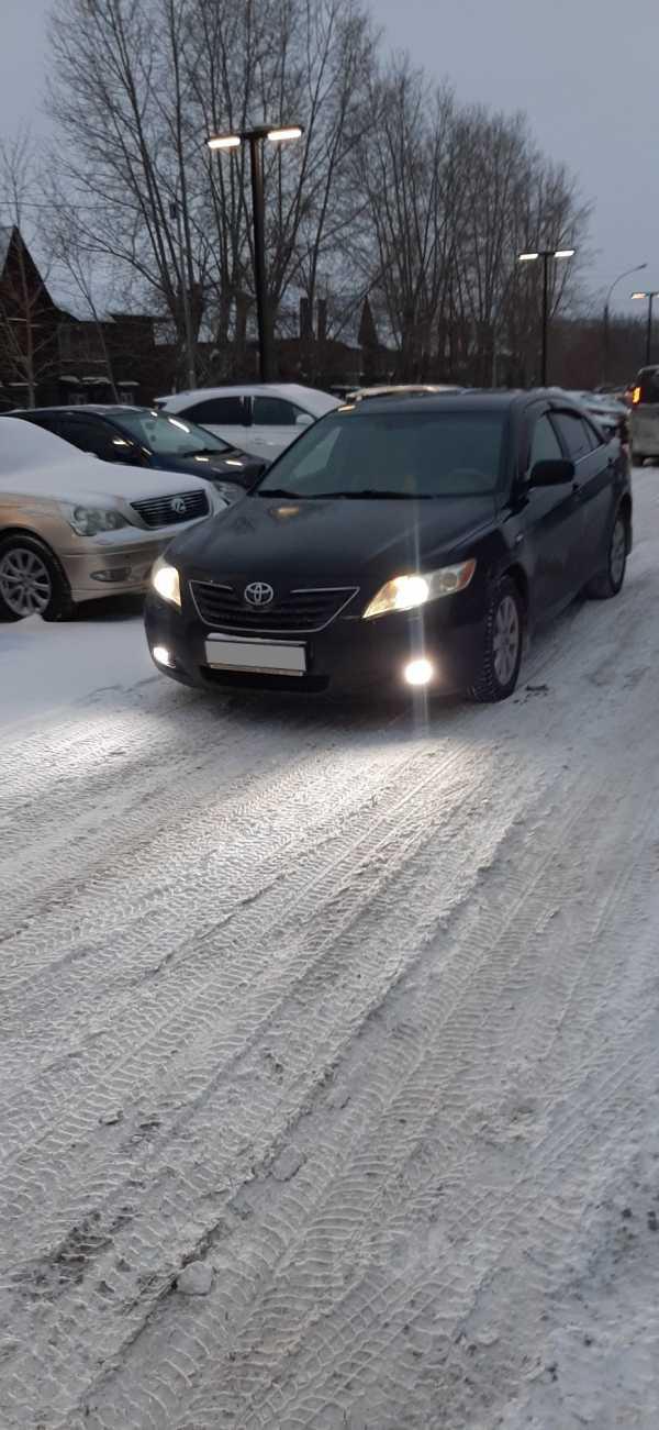 Toyota Camry, 2007 год, 600 000 руб.