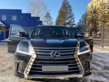 Омск Lexus LX570 2017