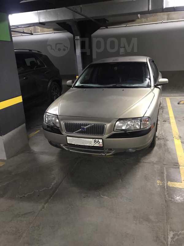 Volvo S80, 2002 год, 250 000 руб.