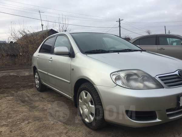 Toyota Corolla, 2004 год, 307 000 руб.