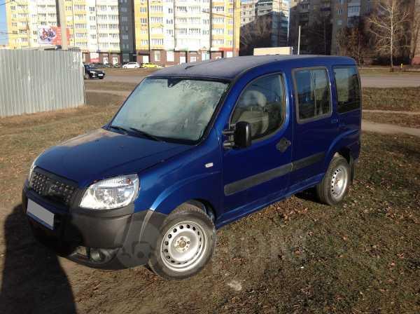 Fiat Doblo, 2008 год, 299 000 руб.