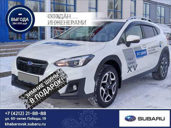 Subaru XV, 2018 год, 2 050 000 руб.