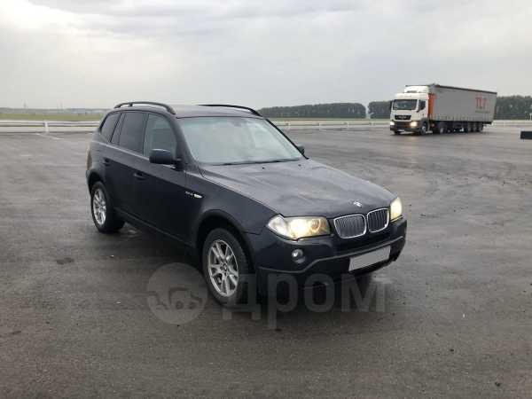 BMW X3, 2008 год, 800 000 руб.