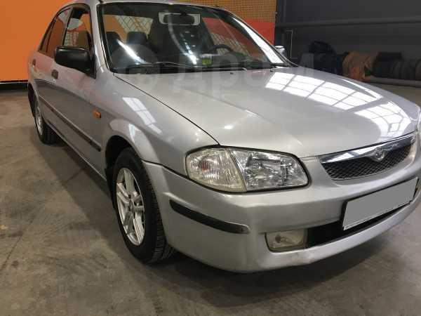 Mazda 323, 1999 год, 125 000 руб.