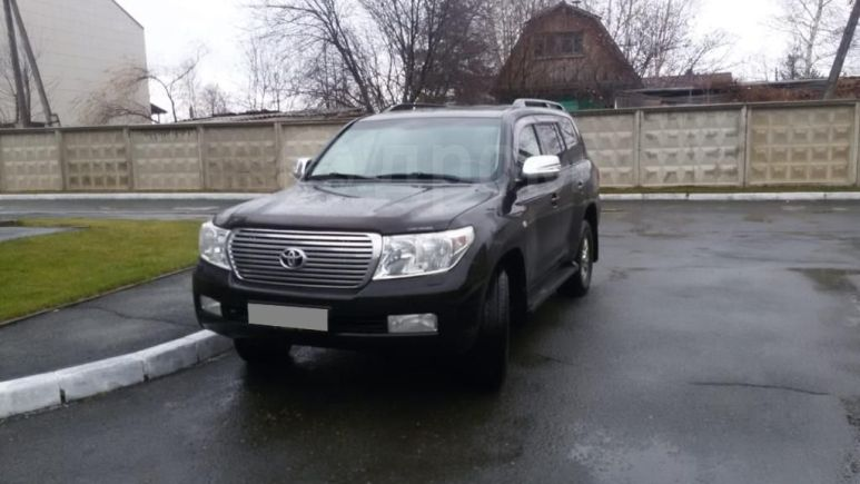 Toyota Land Cruiser, 2007 год, 1 850 000 руб.
