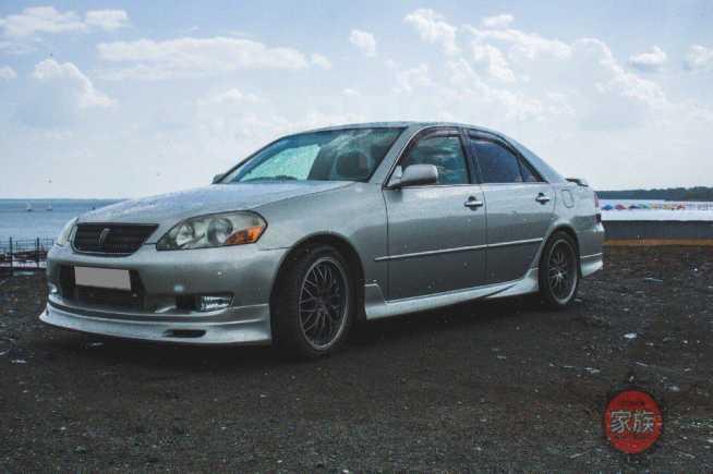 Toyota Mark II, 2000 год, 600 000 руб.