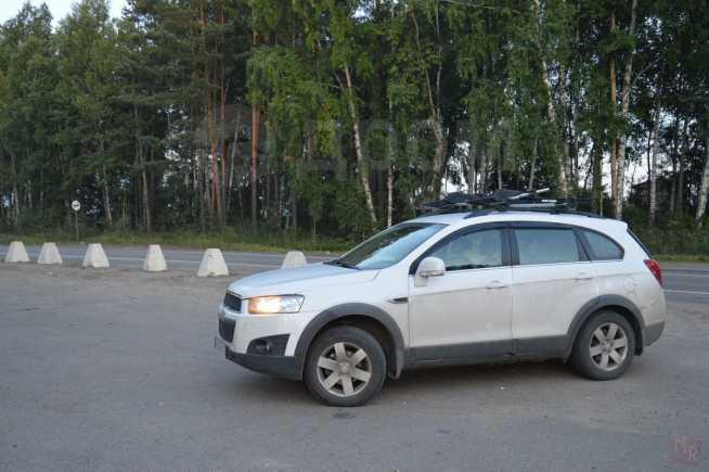 Chevrolet Captiva, 2012 год, 716 000 руб.