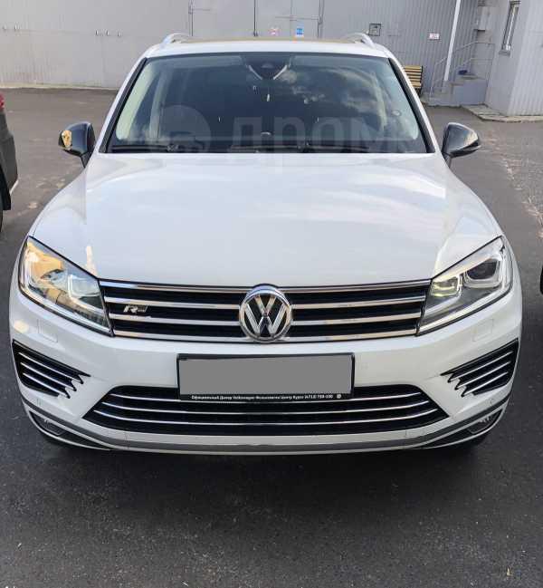 Volkswagen Touareg, 2017 год, 2 750 000 руб.
