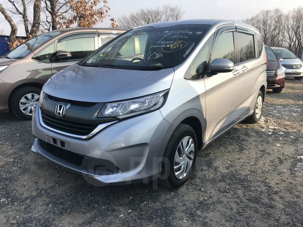 Honda Freed+, 2016 год, 999 000 руб.