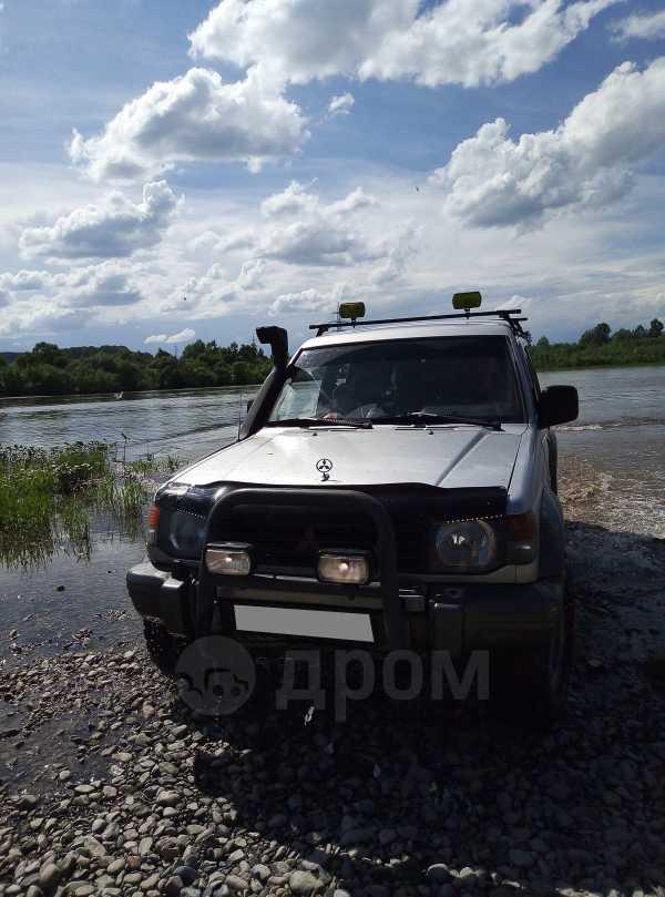 Mitsubishi Pajero, 1990 год, 220 000 руб.