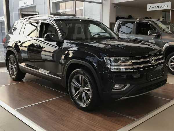 Volkswagen Teramont, 2019 год, 3 867 265 руб.