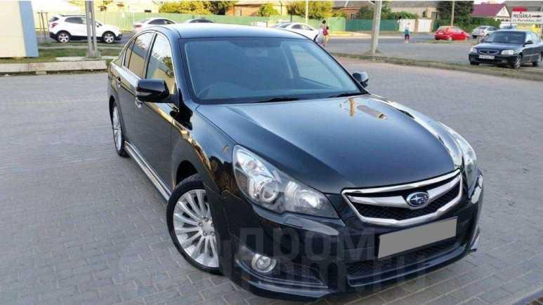 Subaru Legacy B4, 2009 год, 675 000 руб.