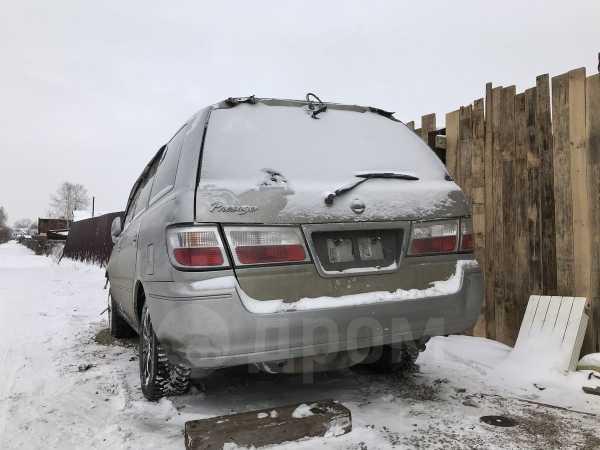 Nissan Presage, 2001 год, 90 000 руб.