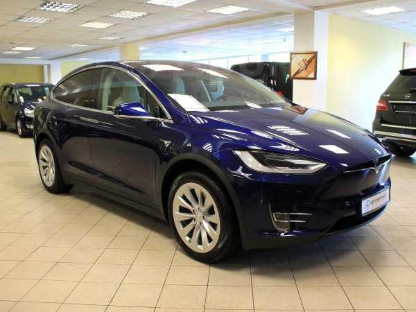 Tesla Model X, 2018 год, 8 590 000 руб.