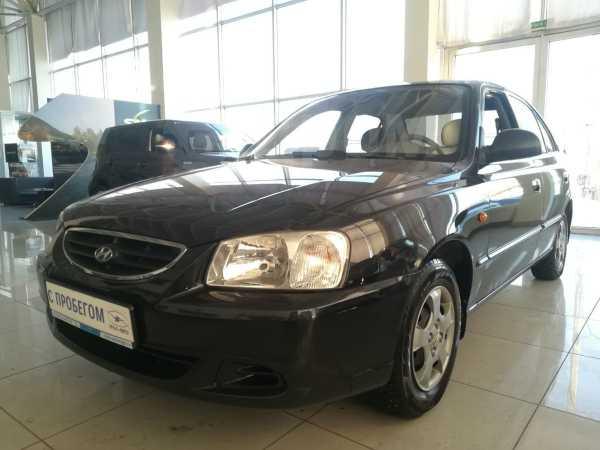 Hyundai Accent, 2007 год, 250 000 руб.