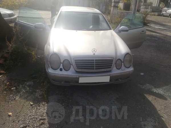 Mercedes-Benz CLK-Class, 2001 год, 150 000 руб.
