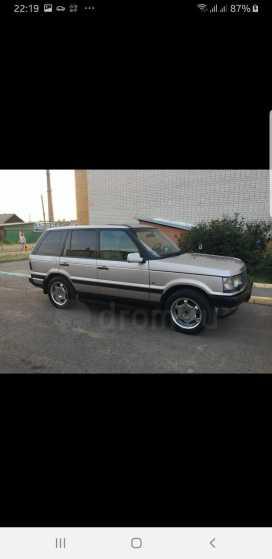 Чита Range Rover 2000