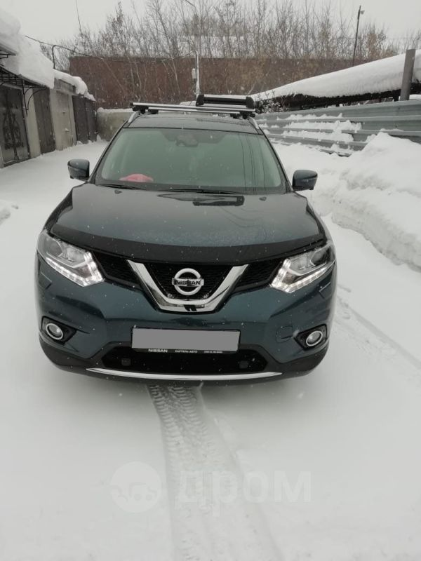 Nissan X-Trail, 2018 год, 1 600 000 руб.