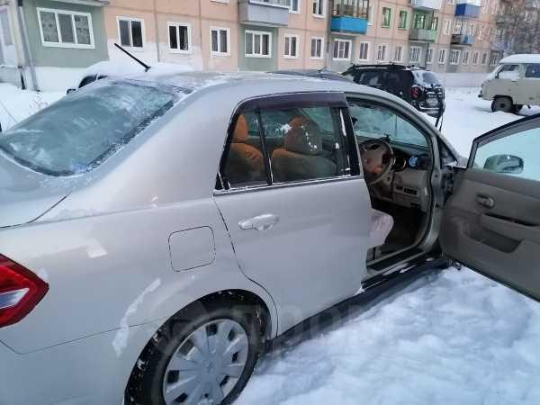 Nissan Tiida Latio, 2007 год, 370 000 руб.