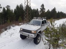Железногорск-Илимский Hilux Pick Up 1991