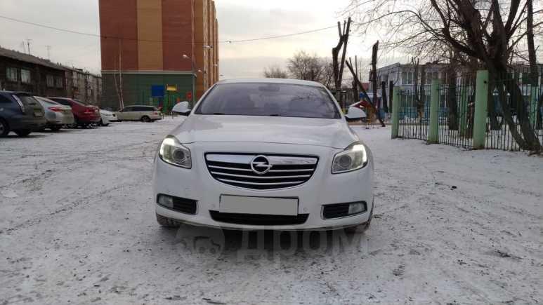 Opel Insignia, 2010 год, 570 000 руб.