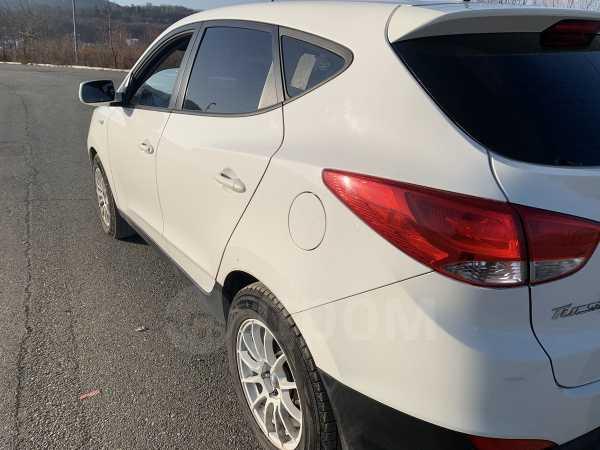 Hyundai Tucson, 2013 год, 650 000 руб.