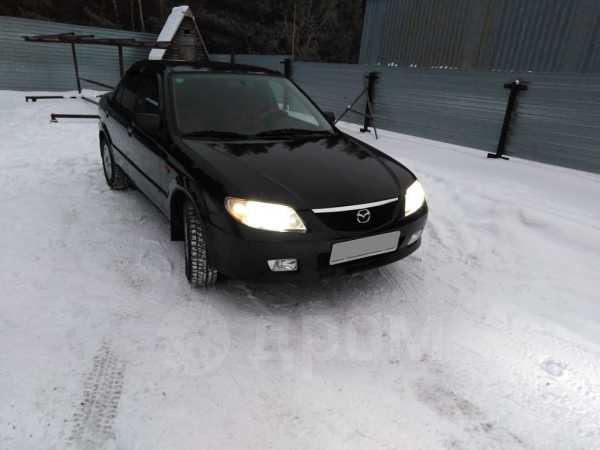 Mazda 323, 2002 год, 240 000 руб.