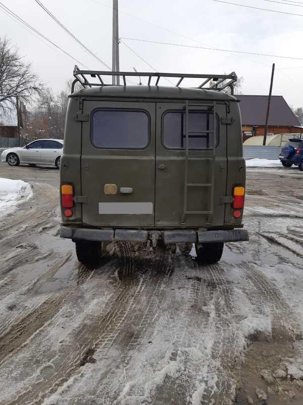 УАЗ Буханка, 2001 год, 160 000 руб.