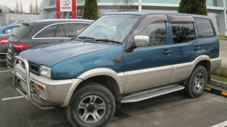 Nissan Mistral, 1995 год, 285 000 руб.