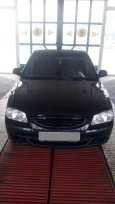 Hyundai Accent, 2008 год, 245 000 руб.