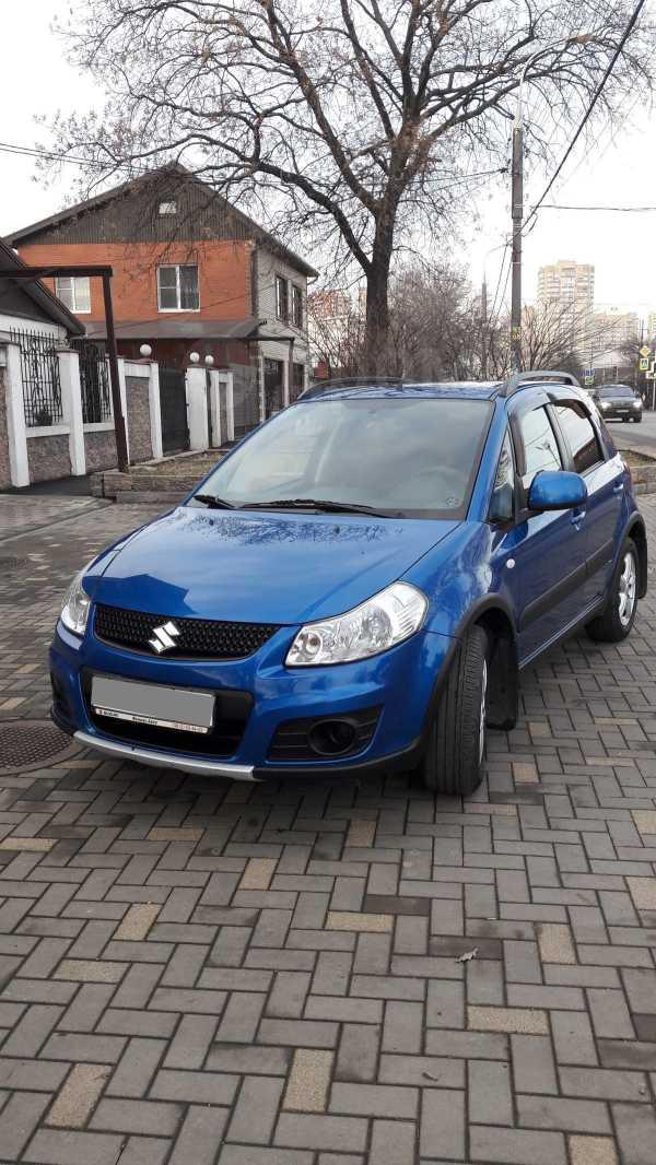 Suzuki SX4, 2011 год, 515 000 руб.