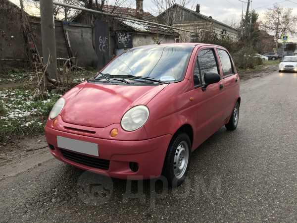 Daewoo Matiz, 2002 год, 84 999 руб.