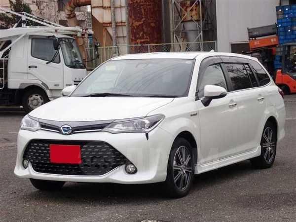 Toyota Corolla Fielder, 2016 год, 510 000 руб.