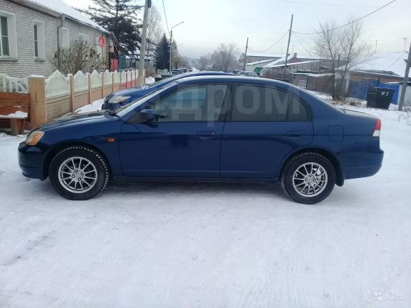 Honda Civic Ferio, 2003 год, 285 000 руб.